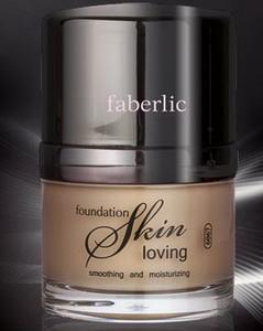 Тональный крем Skin Loving Foundation Фаберлик