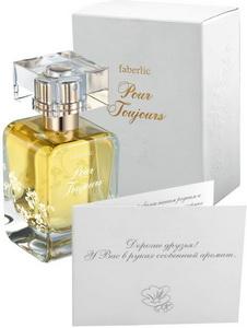 Faberlic Pour Toujours получил награду