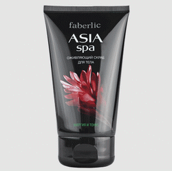 Оживляющий скраб для тела Энергия и тонус ASIA SPA 2087