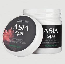 Согревающее крем – масло для тела Энергия и тонус ASIA SPA 2088