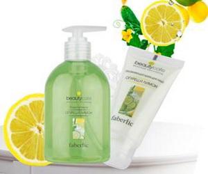 Линия Огурец и лимон Фаберлик