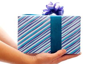 зарегистрируйся и получи подарок