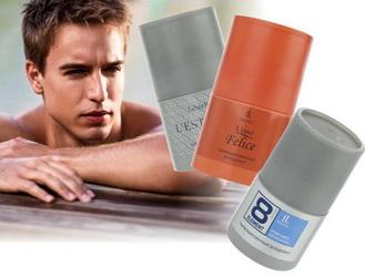 Парфюмированные дезодоранты для мужчин от Фаберлик