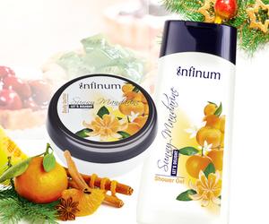 Infinum Let's Delight солнечный мандарин