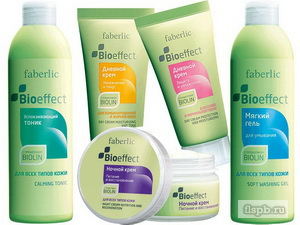 косметика с пребиотиком биолин