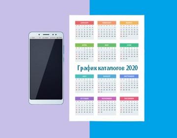 действие каталогов Фаберлик в 2020