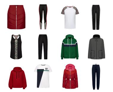 Спортивная одежда фаберлик 2019