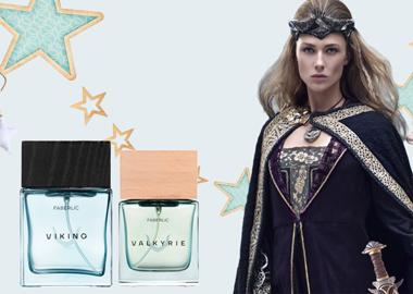 Нордические ароматы Викинг и Валькирия