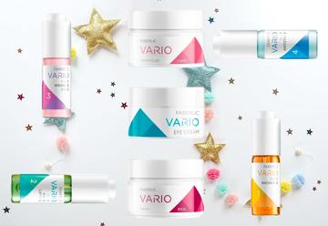 Варио - косметика для вариативного ухода за кожей