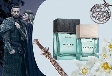 парфюмерная вода Викинг и Валькирия