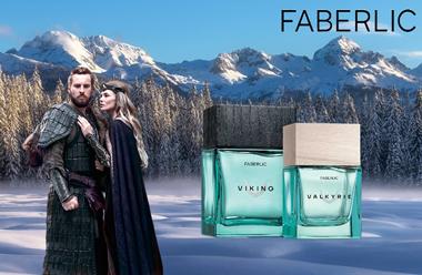 ароматы Викинг и Валькирия от Фаберлик получили награду